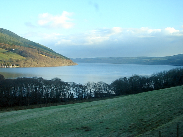 Urquhart Bay, Loch Ness