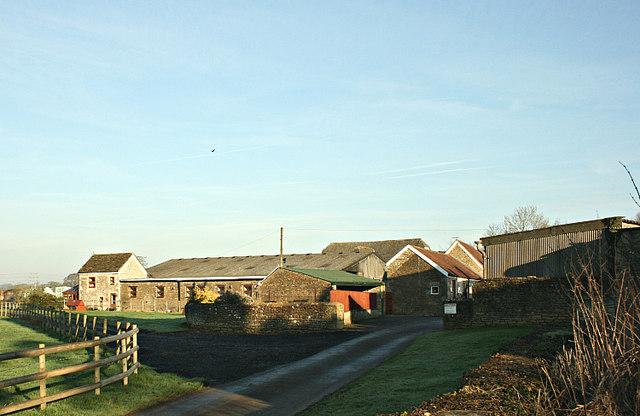 2008 : Church Farm, Broughton Gifford