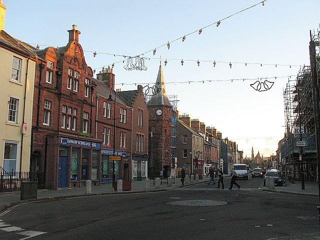High Street, Dunbar