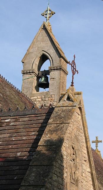 Three Crosses, Hook Church
