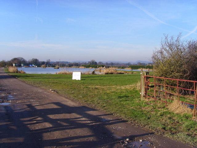 Ellerdine Lakes, Shropshire