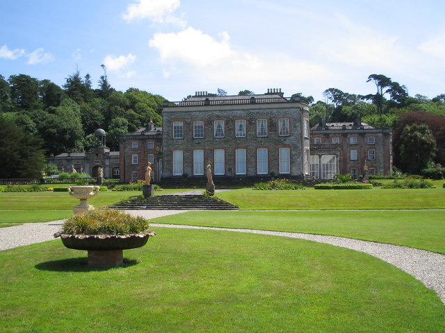 Bantry House Shhhush Geograph Britain And Ireland