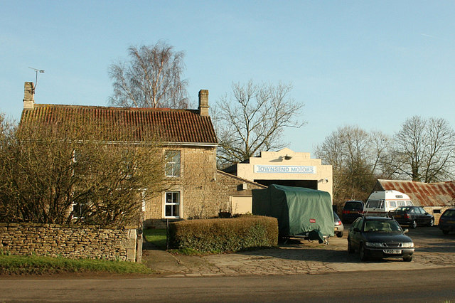 2008 : Townsend Motors, Broughton Gifford