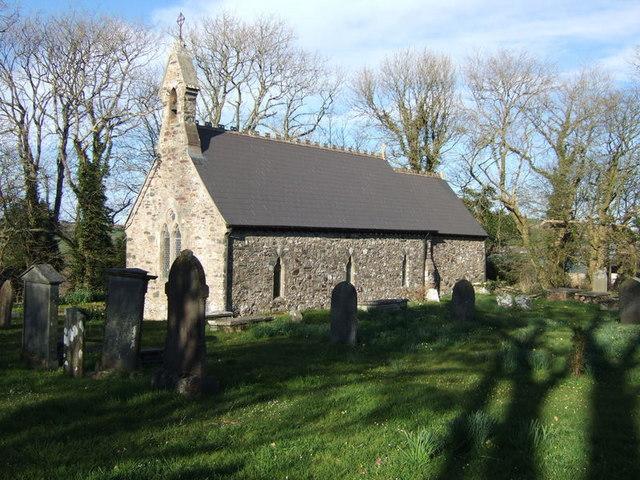 Eglwys Treopert/Granston church