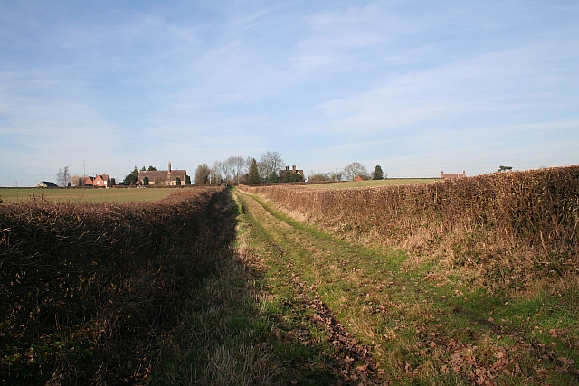 Hook from the Bridleway