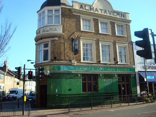 Alma Tavern, London SW18