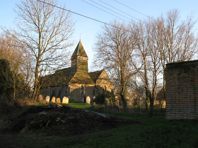 St Mary, West Bergholt