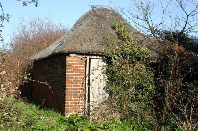 Outbuilding in Churchyard of St. Gregory's