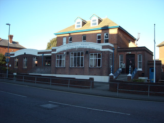 British Legion Club, Bexhill-on-Sea
