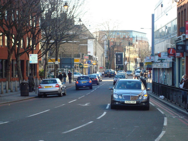 Upper Richmond Road - South Circular Road
