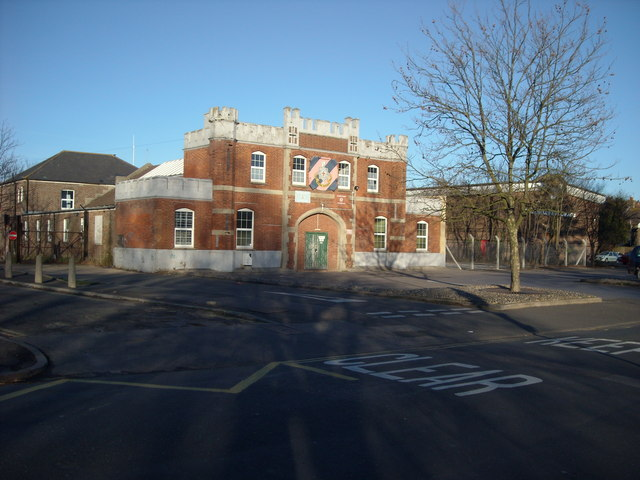 TA Centre, Bexhill-on-Sea