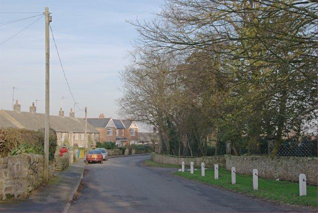 Church Close, Stanton-by-Bridge