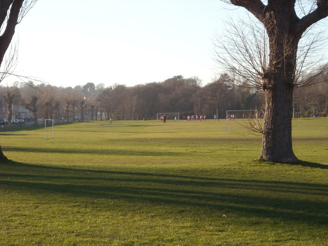 Footballing on the Downs, Bexhill-on-Sea