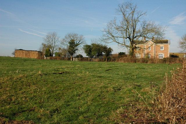 Overton Farm, Fretherne