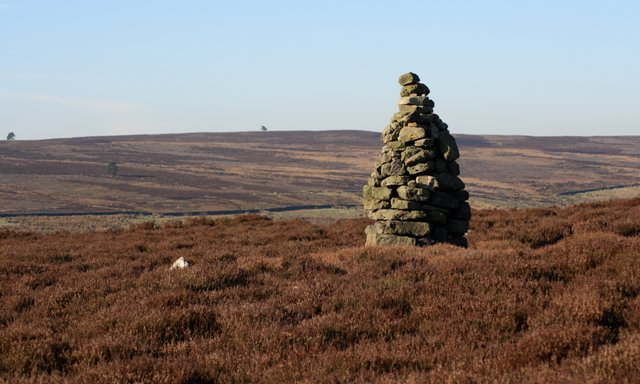 Pile of Stones, Row Mires Rigg