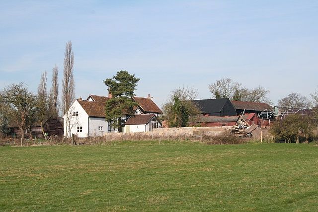 Lower Hook Farm