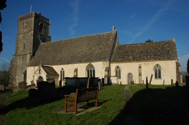 Arlingham Church
