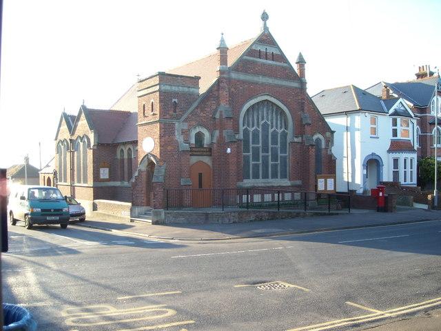 Springfield Road Methodist Church, Bexhill-on-Sea