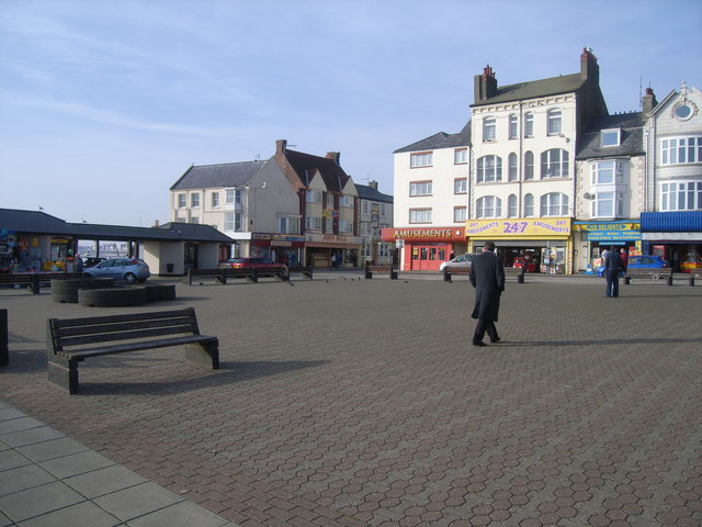 Seafront square