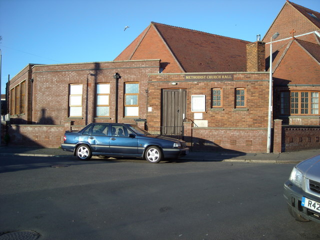 Springfield Road Methodist Church Hall, Bexhill-on-Sea