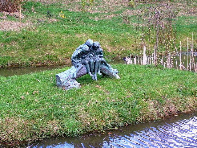 On the Irwell Sculpture Trail