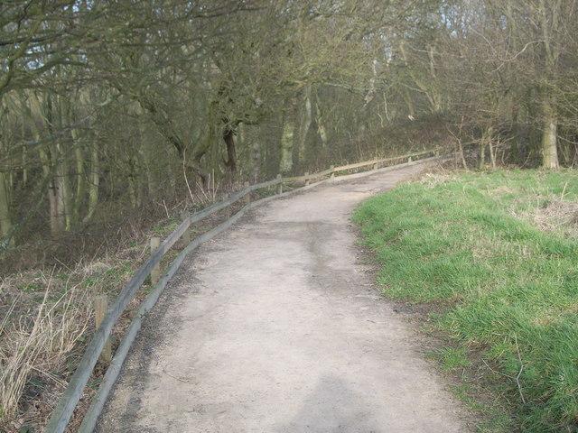 Flamborough Head - South Landing - heritage path