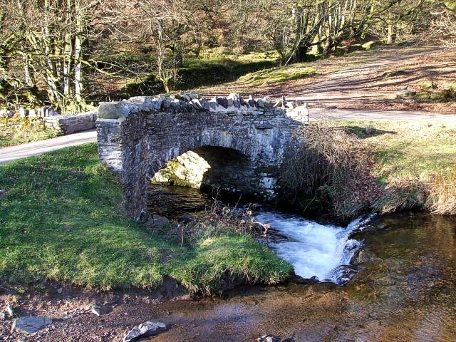 Robber's Bridge near Oareford
