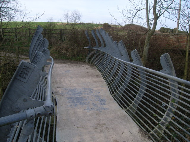 Flamborough Head - Whalebone bridge