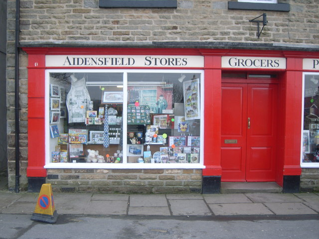 Aidensfield Stores