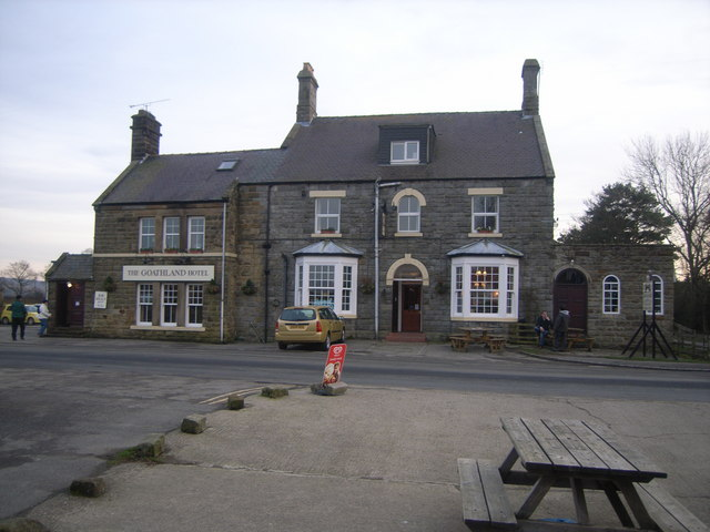 The Goathland Hotel (Aidensfield Arms)