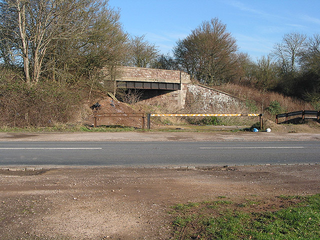 Redundant railway bridge