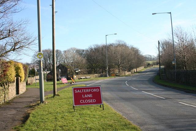 Red Lees Road