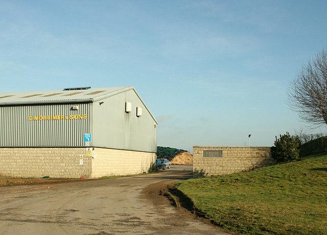 2008 : Norrington Gate Farm