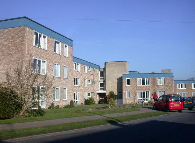 Thornton Court, Girton
