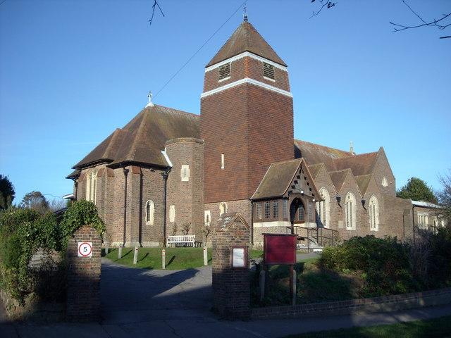 St Michael and All Angels C of E Church, Bexhill-on-Sea