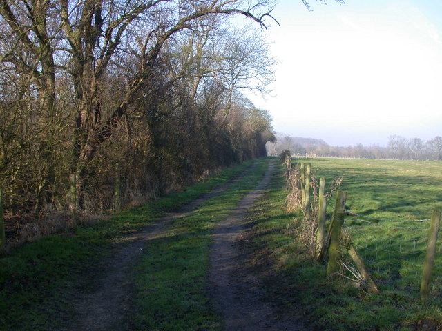 Footpath to Coton