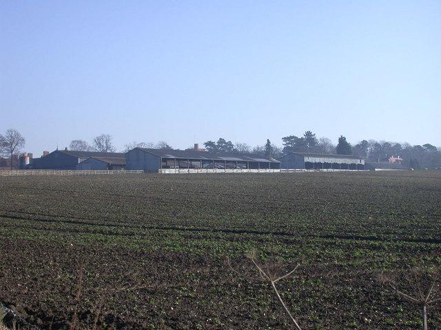 Sheds on Howe Farm