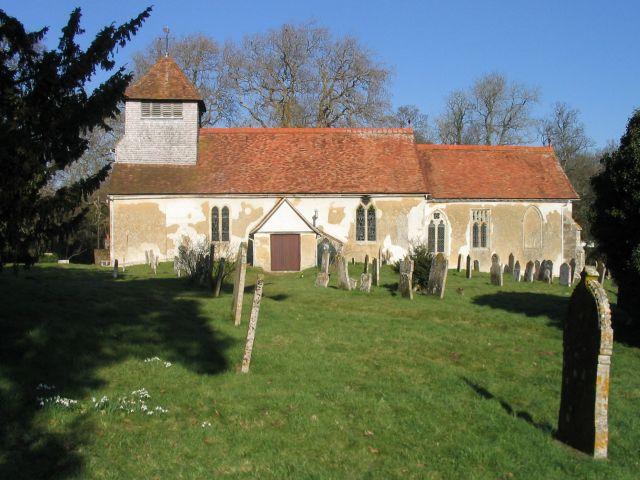 St Andrew's Church, Mottisfont