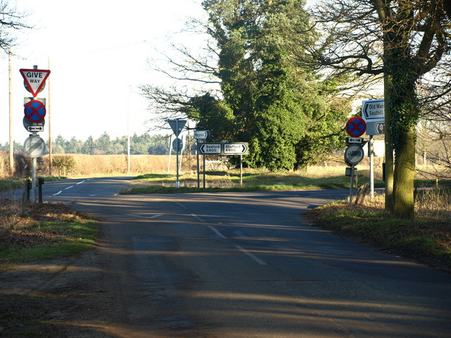 Crossroads at Rowney Warren