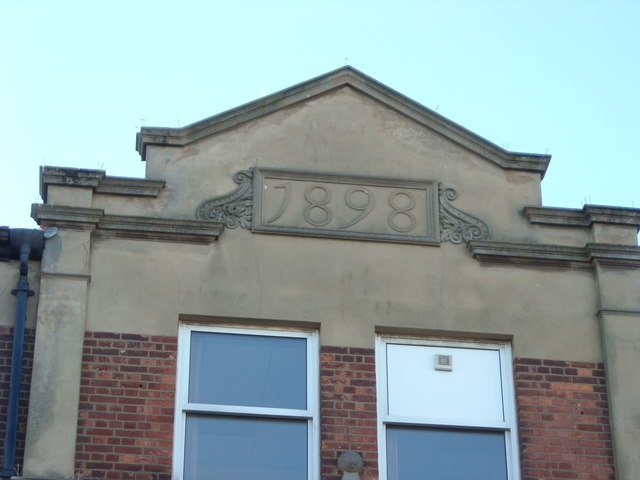 Dated Building, Bexhill-on-Sea