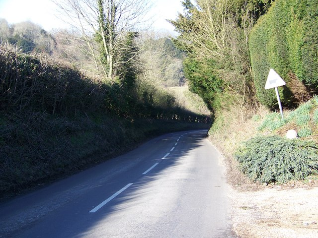 Road to Langrish from Frogmore