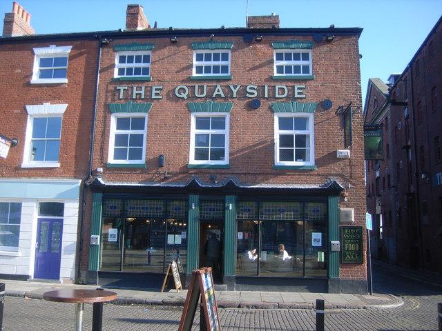 The Quayside Pub