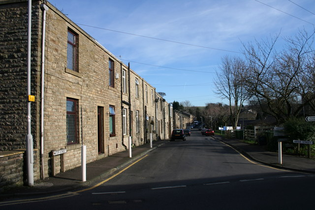 Worsthorne Village