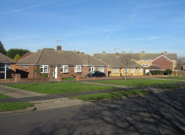 Brackley Way bungalows