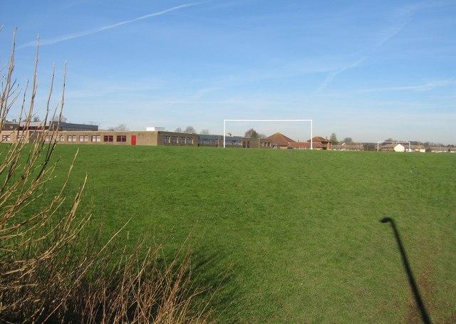 Bishop Challoner sports fields