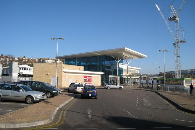 Hastings Station, Hastings, East Sussex