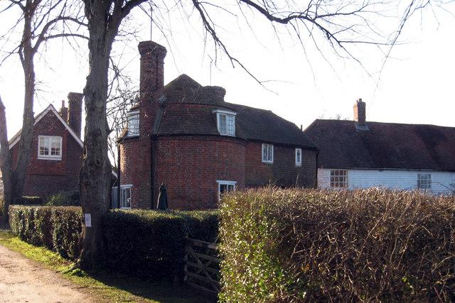 The Oast House, Batemans Lane, Burwash, East Sussex