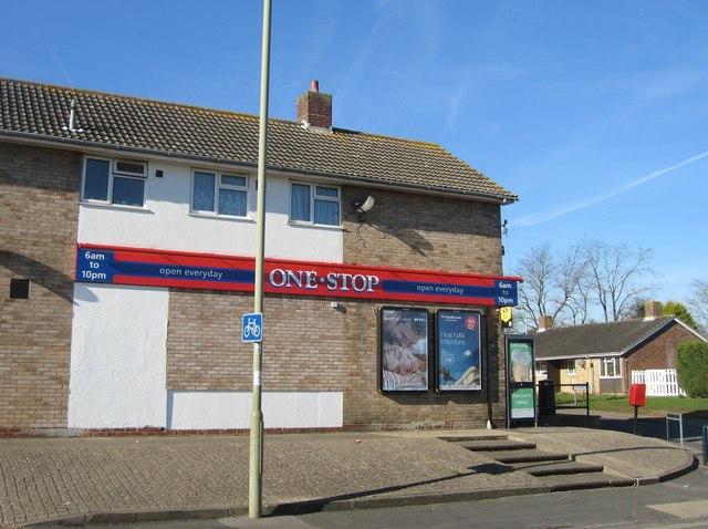 Corner shop on Claythorpe Road