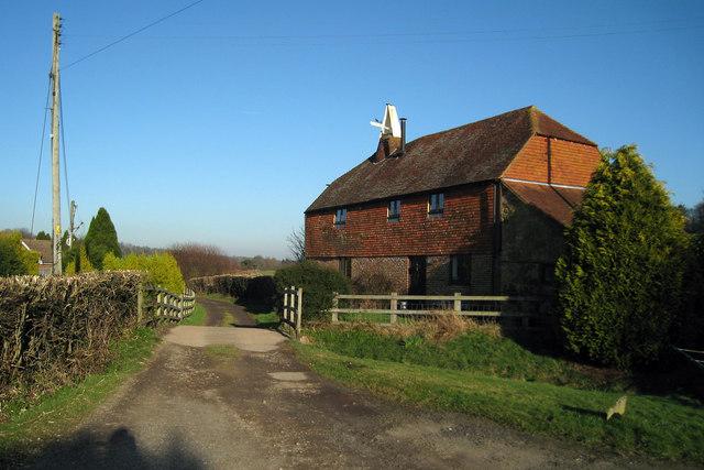 Park Farm Oast, Batemans Lane, Burwash, East Sussex