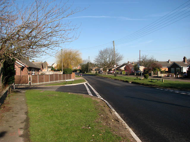 The village of Little Plumstead